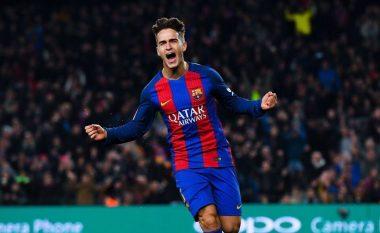 Barcelona trefishon epërsinë me Denis Suarez, mysafirët përgjigjen me Enrich (Video)