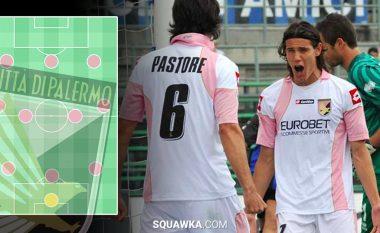 Formacioni i Palermos sikur mos të shiste yjet (Foto)
