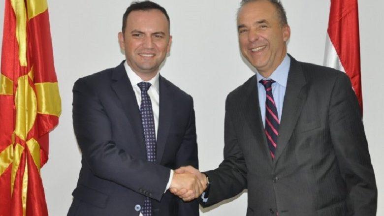 Van der Plas: Holanda mbetet përkrahës i fuqishëm i Maqedonisë në integrimet euro-atlantike