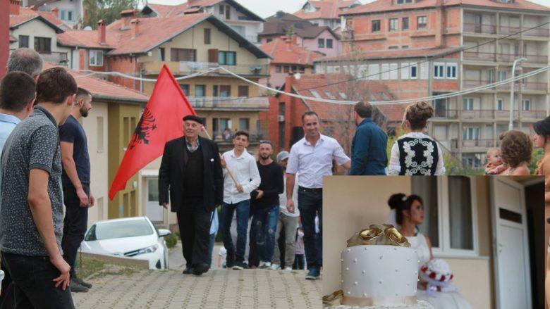 SOS Fshati i fëmijëve martoi një vajzë, me të gjitha adetet dhe ritet e një familjeje (Foto)