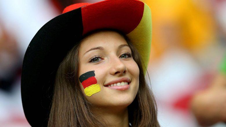 Gjermanët, kombi më i lumtur në BE