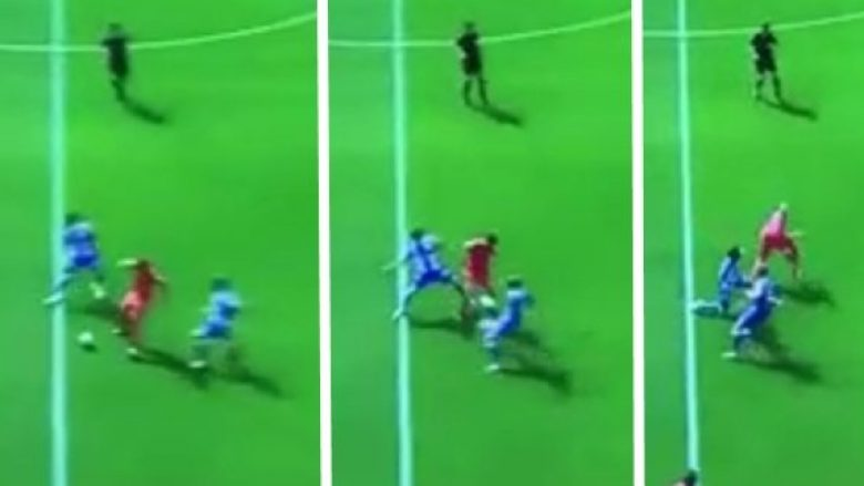 Januzaj debuton në La Liga me një driblim të bukur (Video)