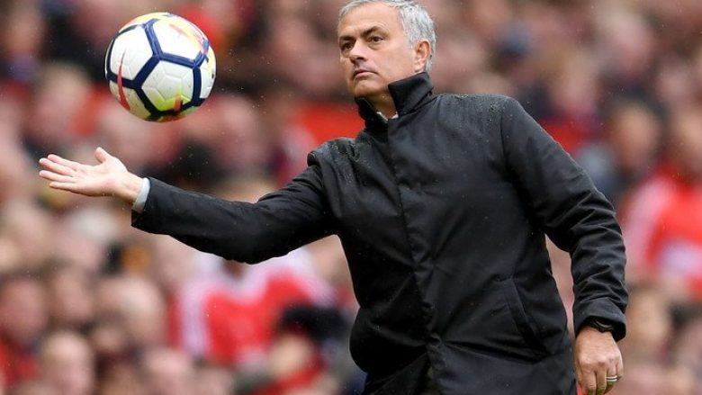 Mourinho edhe pesë vite te United, me kontratë të re paguhet 72 milionë euro