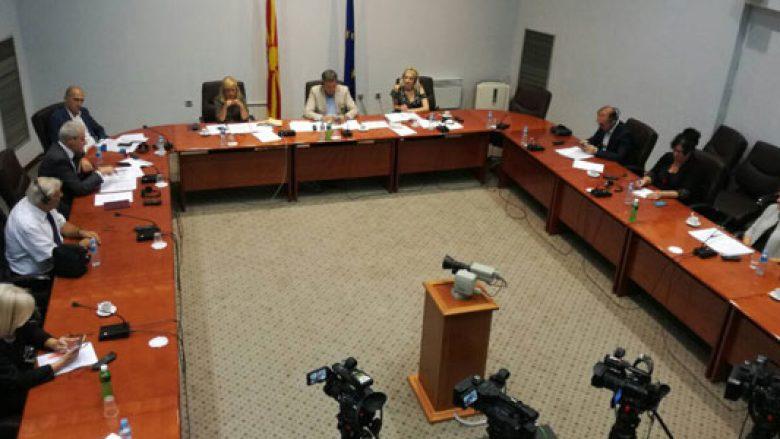 Miratohet propozimi i Qeverisë së Maqedonisë për ndryshimin e Kushtetutës, të hënën fillon diskutimi në Kuvend