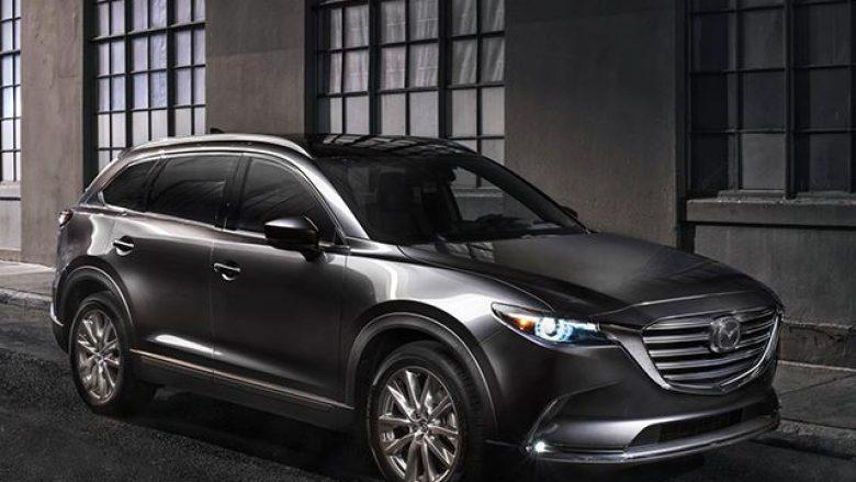 Mazda CX-9 do të ketë standarde të reja sigurie (Foto)