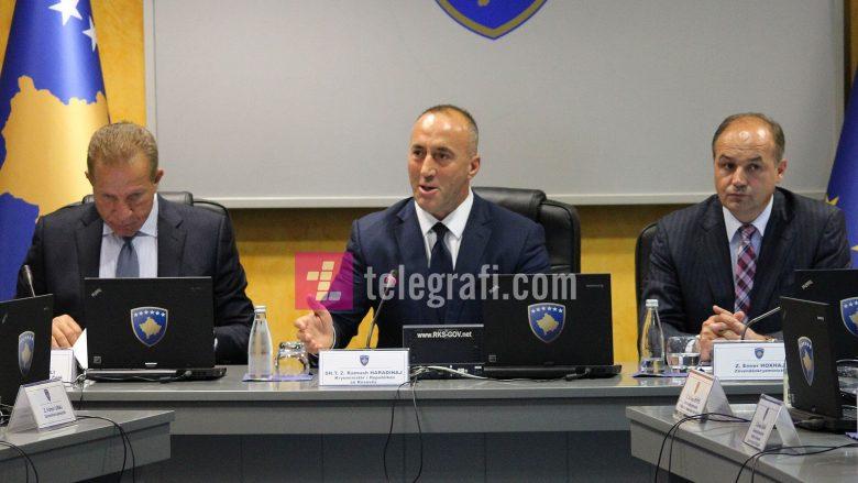 Haradinaj ka pagën më të lartë në rajon