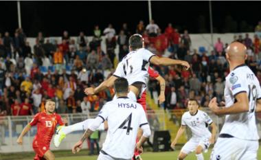 Shqipëria dhe Maqedonia ndajnë pikët (Video)