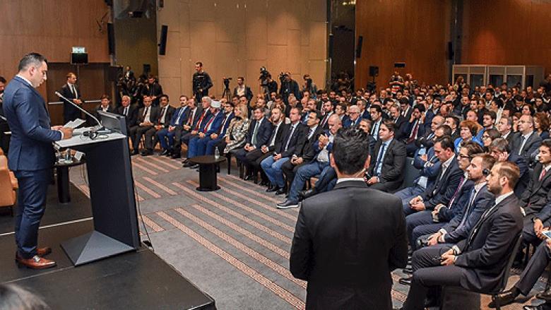 """""""Turqia mbetet prioritet në politikën e jashtme për Maqedoninë"""""""