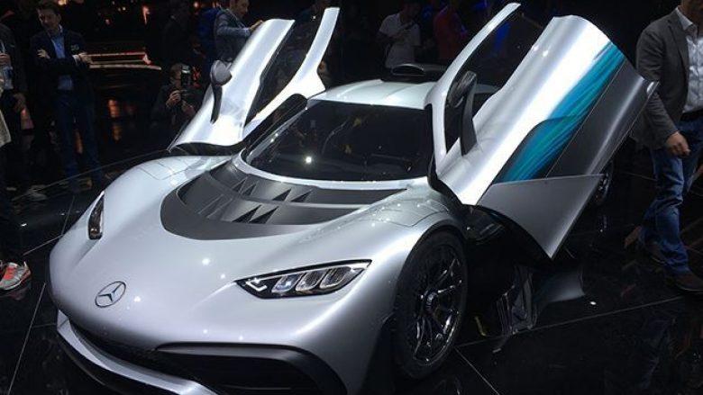 Pritjes i vjen fundi, Mercedes lanson më në fund modelin AMG Project One (Foto)