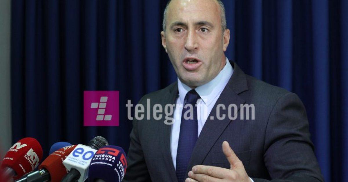 Haradinaj për taksën: Miqtë tanë po na testojnë për të kuptuar sa jemi të vendosur për të drejtën tonë