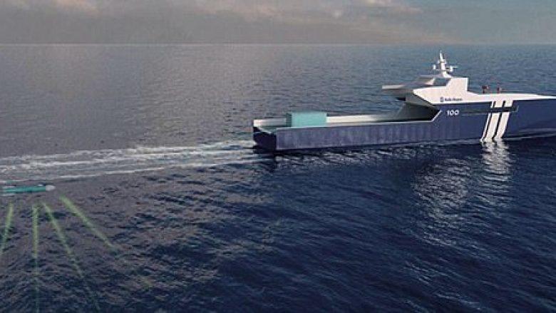 Rolls-Royce planifikon të krijojë anijen vetëdrejtuese, që hynë në funksion brenda dhjetë vitesh (Foto)