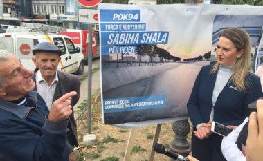 Sabiha Shala dhe projekti i saj për zhvillimin urban të Pejës (Foto)