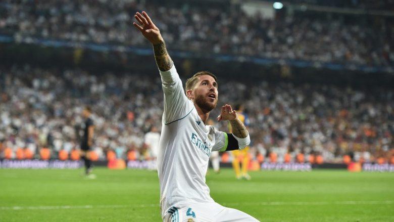 Ramos: Ronaldo fundamental për skuadrën