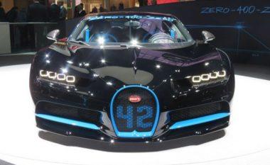 Zbulohen planet se kur lansohet pasardhësi i Bugatti Chiron (Foto)