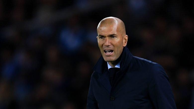 Zidane konfirmon lëndimin e Varanes