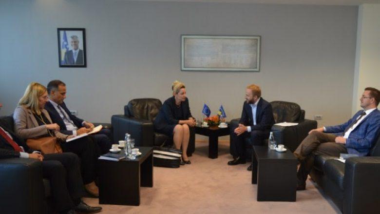 BE do të ndihmojë Kosovën në avancimin e sundimit të ligjit
