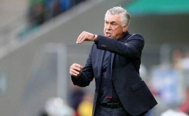 """""""Ancelotti ka nënshkruar me një ekip kinez, në janar largohet nga Bayerni"""""""