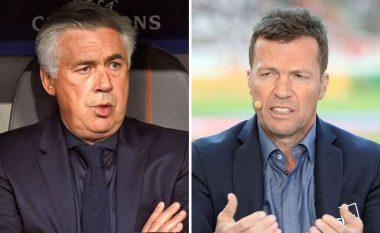 Matthaus këshillon Ancelottin: Merr masa ose do kesh kaos total në skuadër