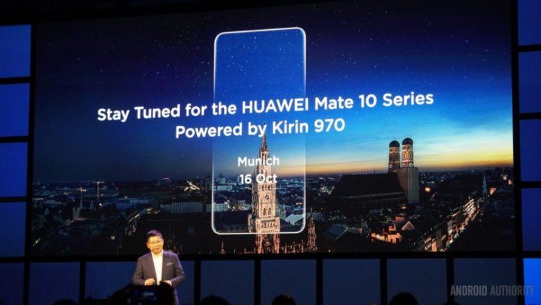 Huawei Mate 10 certifikohet, para lansimit zyrtar