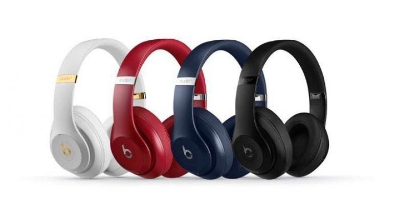 Apple prezanton Beats Studio3