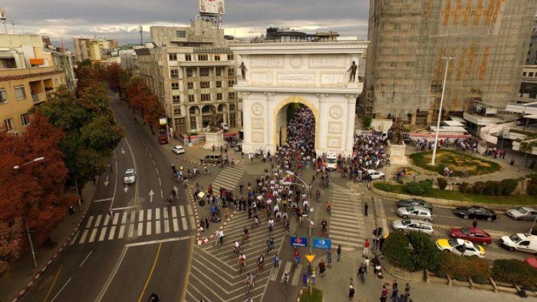 Nesër do të ketë regjim të komunikacionit në qytetin e Shkupit