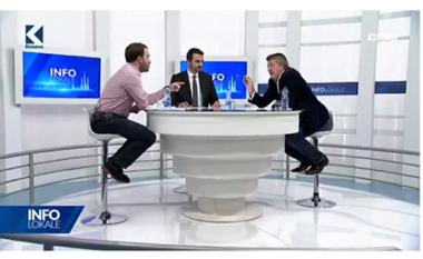 Debati i plotë mes Krasniqit e Zekës, që solli deri te përleshja (Video)
