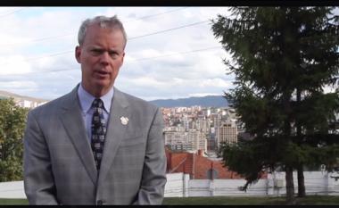 """Ambasadori amerikan me mesazh për """"Festivalin e Gjelbër"""" (Video)"""