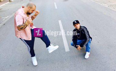 """DJ Blunt dhe Real 1 në përgatitje të projektit të ri """"Gjini gjini"""", shpalosin detajet ekskluzive të këngës më të re (Foto)"""