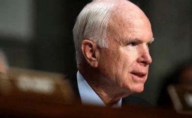 Beteja me kancerin, rrëfimi prekës i senatorit amerikan John McCain (Video)
