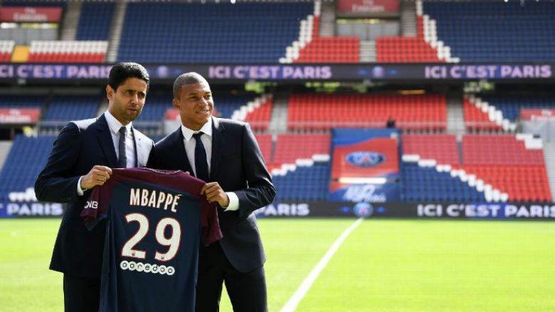Al-Khelaifi: Për Mbappen klubet tjera ofertuan më shumë