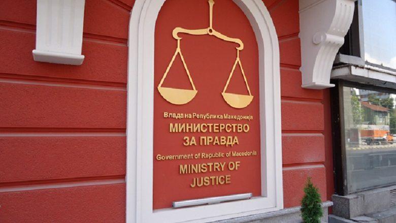 Ministria e Drejtësisë demanton dërgimin e shkrimit për evidencën penale deri te KSHZ dhe gjykatat