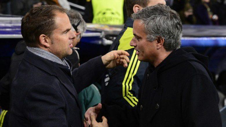 Mourinho: Nuk më befason shkarkimi i De Boerit, unë dhe Ranieri u shkarkuam si kampion