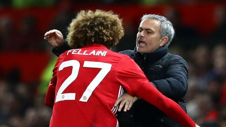Mourinho: Fellaini është lojtar më i rëndësishëm sesa mund ta imagjinoni
