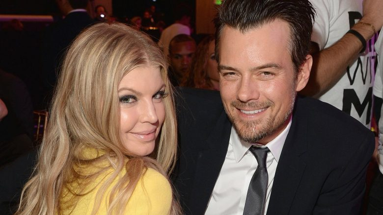 """HOLLYWOOD, CA - DECEMBER 08:  Musician Fergie and actor Josh Duhamel attend """"TrevorLIVE LA"""" honoring Jane Lynch and Toyota for the Trevor Project at Hollywood Palladium on December 8, 2013 in Hollywood, California.  (Photo by Jason Merritt/Getty Images for Trevor Project)"""