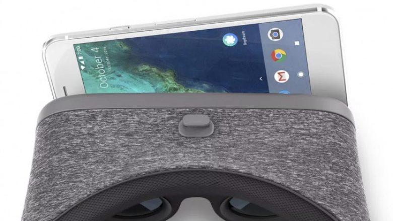 Galaxy Note8 mbështet Google Daydream VR