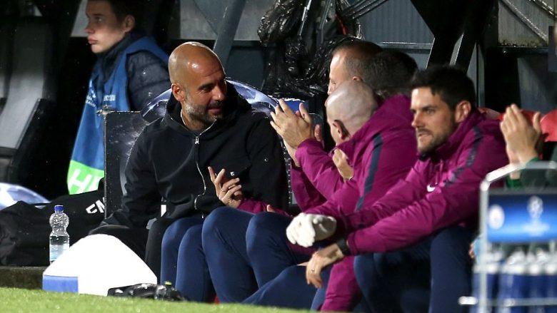 Guardiola: Sezonin e kaluar nuk fitonim si mysafirë, por sot u kundërpërgjigjëm