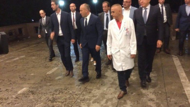 Haradinaj në QKUK