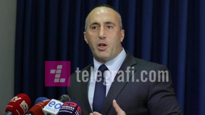 Haradinaj: Mund të përdor gjuhë më të butë me gazetarët, por e vërteta mbetet (Video)