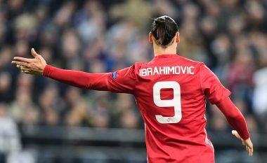 Ibrahimovic zbulon numrin e ri: Kurrë nuk u largova, vetëm ndryshova numrin (Foto)