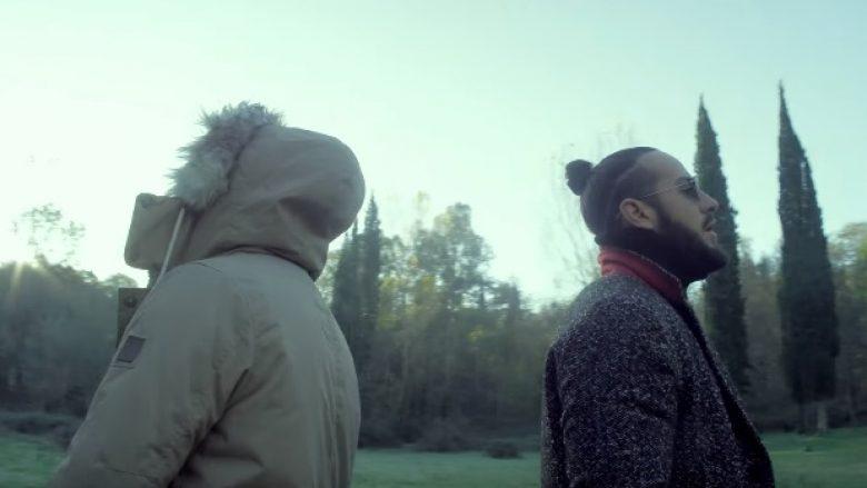 """2po2 dhe Capital T bëhen bashkë edhe njëherë, """"Ulu"""" i sjell dyshen para 'mixtape-it' të ri nga Kapo (Foto/Video)"""