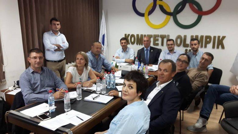 KOK-u ndanë rreth 21 mijë Euro për 16 federata olimpike