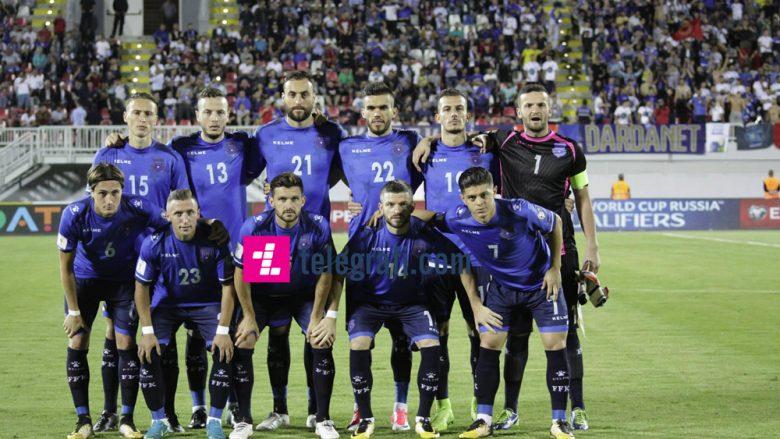 FFK zyrtarizon miqësoren e nëntorit të Përfaqësueses së Kosovës