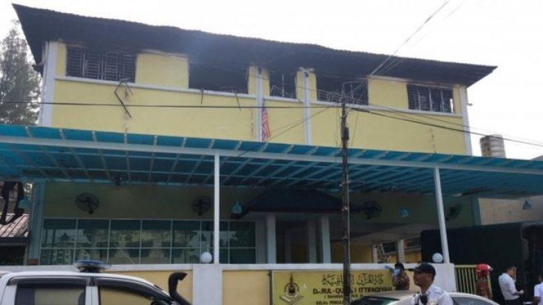 Pas zjarrit në shkollë, vdesin dhjetëra nxënës dhe mësues në Kuala Lumpur