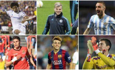 La Liga zgjedh formacionin më të mirë të transferimeve të verës (Foto)