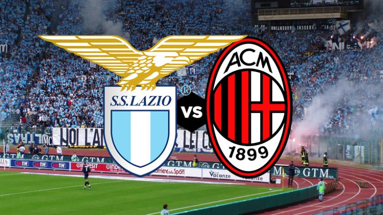 Lazio – Milan: Formacionet zyrtare, Strakosha titutllar