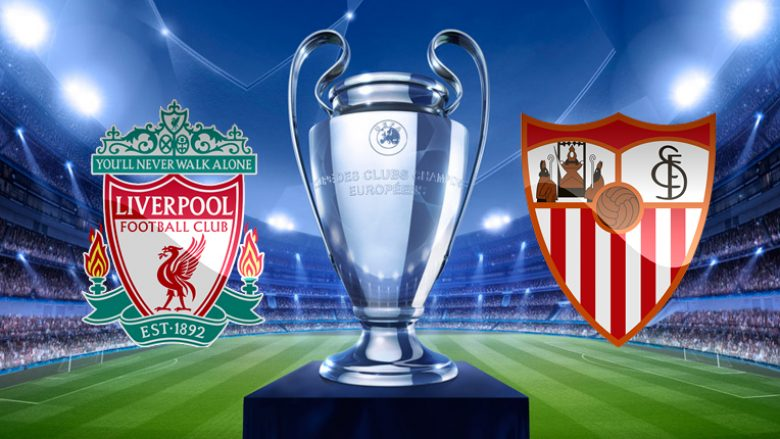 Formacionet startuese: Liverpool – Sevilla
