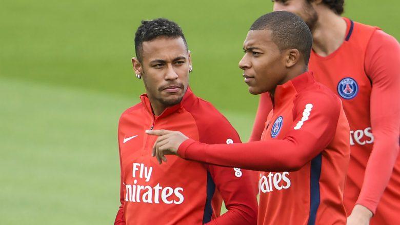 Mbappe: Nuk e dua Topin e Artë, shpresoj që atë ta fitojë Neymari