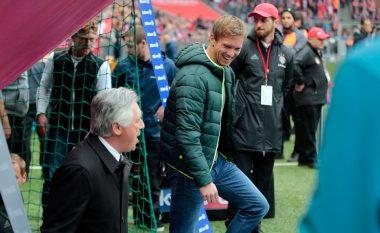 Nëse Ancelotti largohet, Nagelsmann është gati