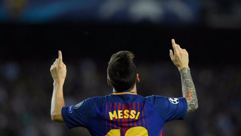Messi jashtëplanetar këtë sezon, statistika e golave që dëshmon se ai është lideri i Barcës (Video)