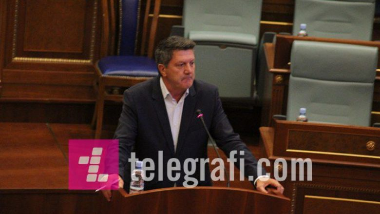 Zeka sqaron fyerjen ndaj Besa Gaxherrit, thotë se fjalimi i tij në Kuvend u përkrah nga disa deputetë të VV-së e LDK-së (Video)